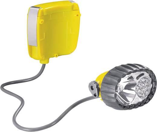 Petzl Fixo Duo LED 14 LED, Halogeen Hoofdlamp Geel-zwart werkt op batterijen
