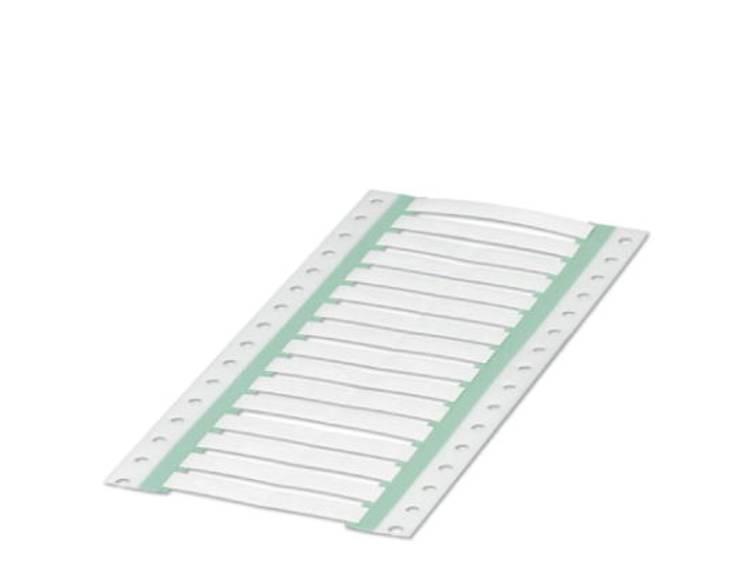 Krimpkousmarkering Montagemethode: Schuiven Markeringsvlak: 15 x 9 mm Wit Phoenix Contact WMS 4,8 (15X9)R 0800382 Aantal markeringen: 1000 1 rollen