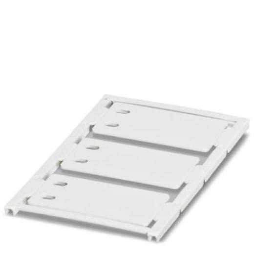 Kabelmarkering Montagemethode: Kabelbinder Markeringsvlak: 52 x 30 mm Geschikt voor serie Enkele aders Wit Phoenix Conta