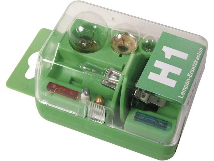 Unitec Assortiment lampen Standard H1