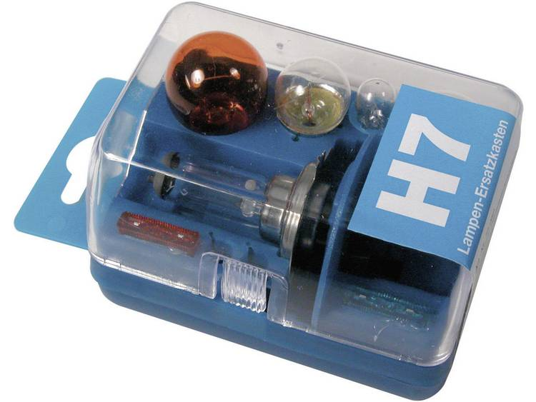 Unitec Assortiment lampen Standard H7