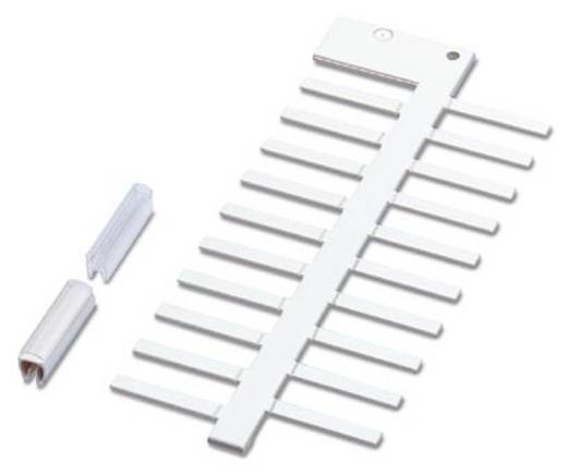 Kabelmarkering Montagemethode: Rijgen Markeringsvlak: 4 x 10 mm