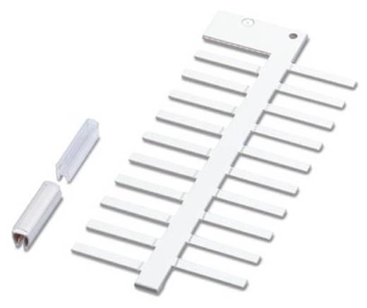 Kabelmarkering Montagemethode: Rijgen Markeringsvlak: 4 x 15 mm