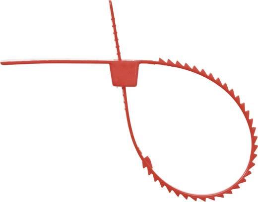 HellermannTyton 143-03012 S20-N66-RD-D1 Kabelbindlood 160 mm Rood 1 stuks