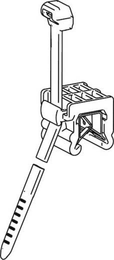 HellermannTyton 156-00006 T50ROSEC23-MC5-BK-D1 Kabelbinder 200 mm Zwart Kabelbundeling zijmontage 1 stuks