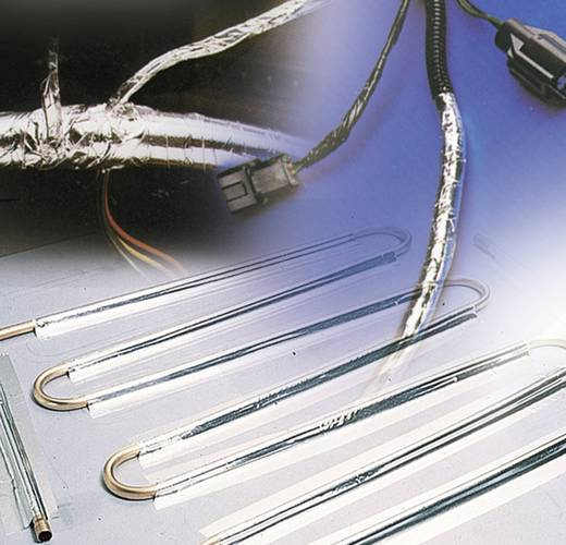 3M Aluminium tape Zilver (l x b) 55 m x 50 mm Acryl Inhoud: 1 rollen