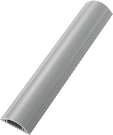 Stugge kabelbrug, zelfklevend (l x b x h) 100 x 2.88 x 0.74 cm Grijs KSS Inhoud: 1 stuks