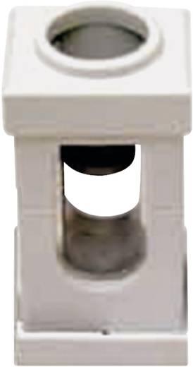 CellPack AK-10 Kroonsteen Flexibel: 1.5-10 mm² Massief: 1.5-10 mm² Aantal polen: 1 1 stuks Grijs