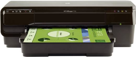HP OfficeJet 7110 Wide Format e-Printer Inkjetprinter A3+ LAN, WiFi