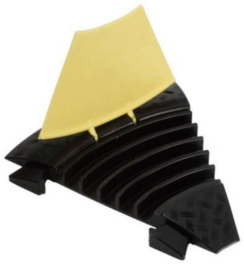 Bochtstuk voor Defender Midi Zwart-geel Adam Hall Inhoud: 1 stuks