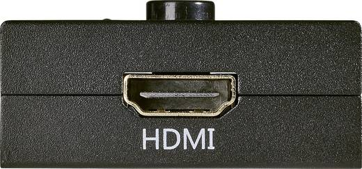 HDMI-switch 2 poorten bidirectioneel bruikbaar 1920 x 1080 pix SpeaKa Professional