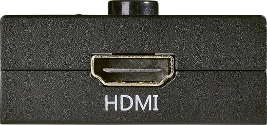 HDMI-switch 2 poorten bidirectioneel bruikbaar N/A SpeaKa Professional 548324