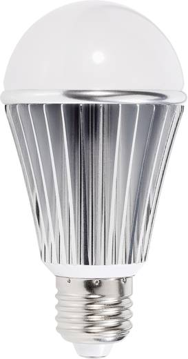LED-lamp E27 Peer 7.5 W = 40 W Warmwit (Ø x l) 62 mm x 117.5 mm Energielabel: A+ Renkforce 1 stuks