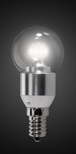 Renkforce LED E14 Warmwit 3.6 W = 25 W Kogel 1 stuks