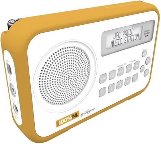 Sangean 100% NL DAB radio