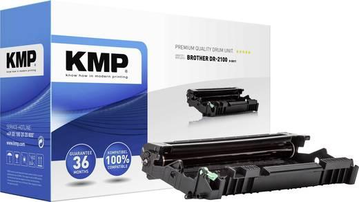 KMP Drum unit vervangt Brother DR-2100 Compatibel Zwart 12000 bladzijden B-DR17