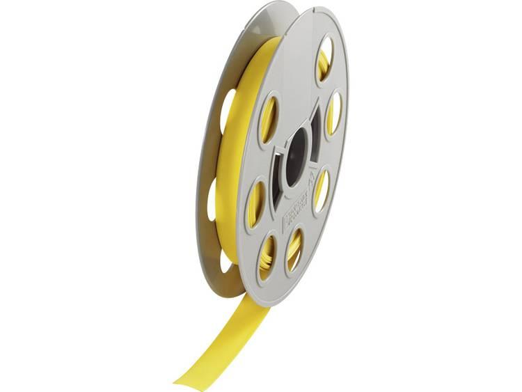 Krimpkousmarkering Montagemethode: Schuiven Markeringsvlak: 15000 x 80 mm Geel Phoenix Contact WMS 50,8 (EX80)R YE 0800311 1 rollen