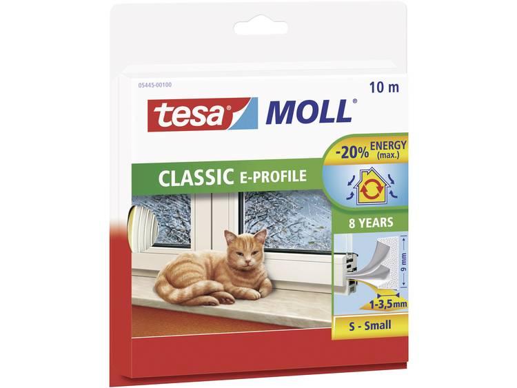 tesamoll rubberen tochtwering Classic (l x b) 10 m x 9 mm Wit TESA Inhoud: 1 rollen