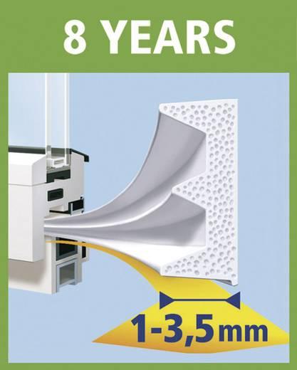 tesa tesamoll Afdichtingstape Wit (l x b) 10 m x 9 mm Rubber Inhoud: 1 rollen