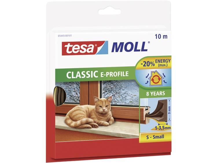 tesamoll rubberen tochtwering Classic (l x b) 10 m x 9 mm Bruin TESA Inhoud: 1 rollen