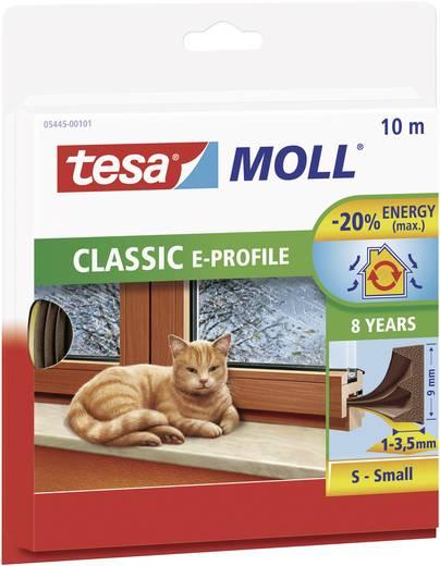 TESA Tesamoll Classic Afdichtingstape Bruin (l x b) 10 m x 9 mm Rubber Inhoud: 1 rollen