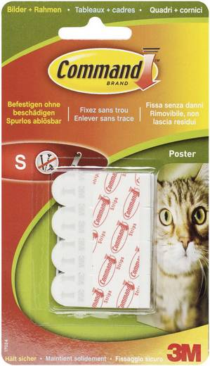 3M 17024 Command ™ Poster Strips Wit