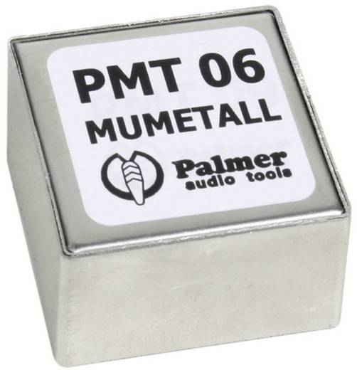 Audiotransformatoren Impedantie: Ingang/Uitgang: 200 Ω/> 200 Ω Palmer Audio Inhoud: 1 stuks