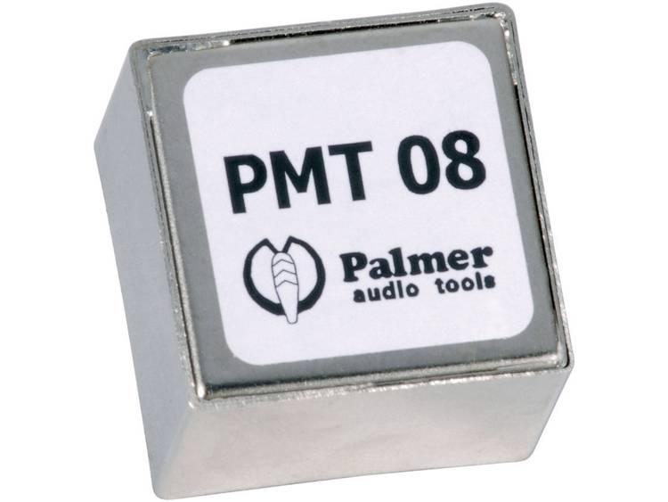 Audiotransformatoren Impedantie: Ingang-Uitgang: < 10 kΩ-> 10 kΩ Windingverhouding: 1:1 Palmer Audio
