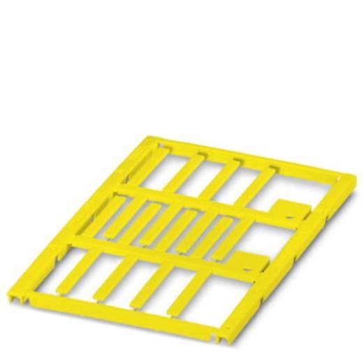 Kabelmarkering Montagemethode: Kabelbinder Markeringsvlak: 30 x 4 mm Geschikt voor serie Enkele aders Geel Phoenix Conta