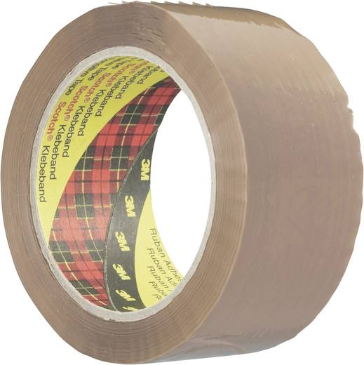 3M Scotch 309 Verpakkingstape Bruin (l x b) 66 m x 50 mm Acryl Inhoud: 1 rollen