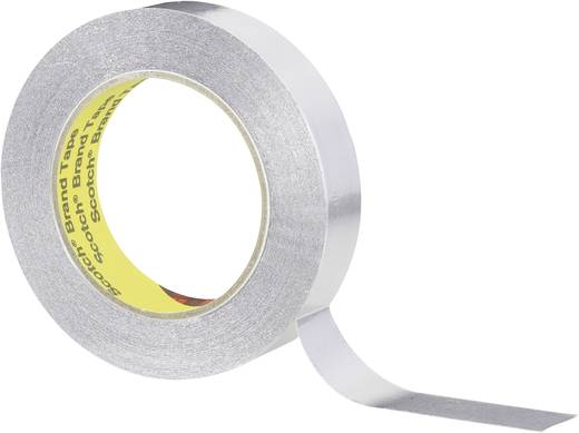 3M Aluminium tape Zilver (l x b) 55 m x 25 mm Acryl Inhoud: 1 rollen
