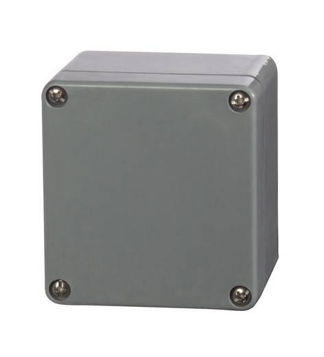 Fibox P 080806 Universele behuizing 75 x 80 x 55 Polyester Zilver-grijs (RAL 7001) 1 stuks
