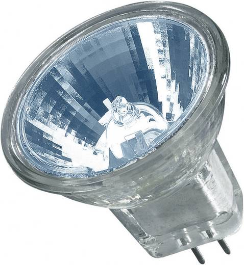 OSRAM Halogeen 42 mm 12 V GU4 35 W Warm-wit Energielabel: n.v.t. Reflector Dimbaar 1 set