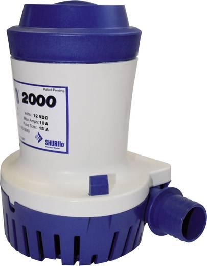 Laagspanning dompelpomp 7560 l/h 2.5 m SHURflo 358-010-00