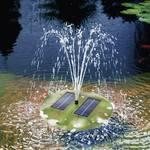 Drijvende vijverpomp op zonne-energie