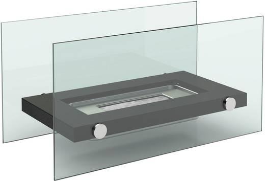 Tafelhaard Antraciet FireFriend DF-6502 (b x h x d) 34 x 17 x 16 cm