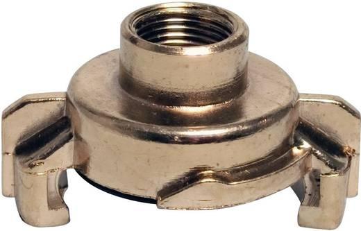 """Klauwkoppeling schroefdraadstuk 24,2 mm (3/4"""") binnendraad, Klauwkoppelin"""