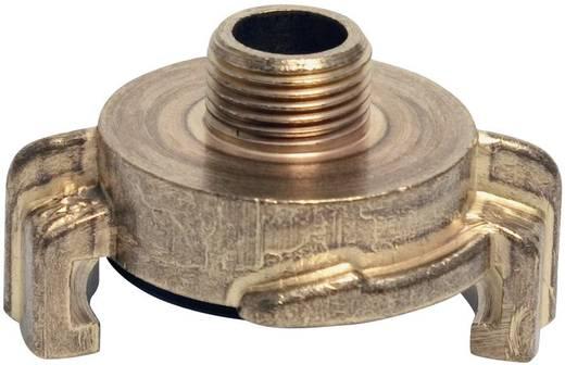 "Klauwkoppeling schroefdraadstuk 47,81 mm (1 1/2"") buitendraad, Klauwkoppe"