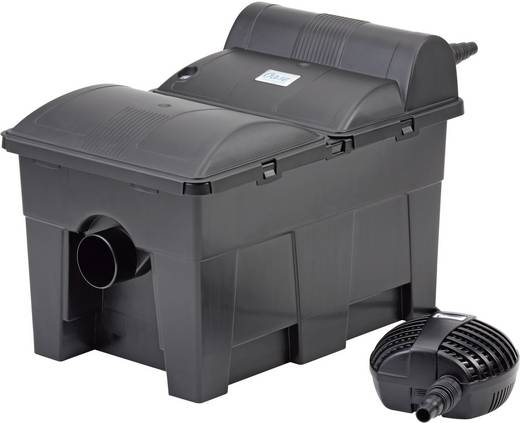 Filterset Oase BioSmart Set 14000 Met UVC-zuiveringsapparaat 3400 l/h