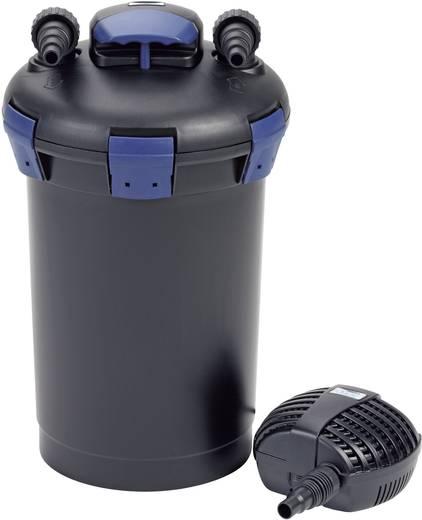 Filterset Oase BioPress Set 10000 Met UVC-zuiveringsapparaat 3400 l/h
