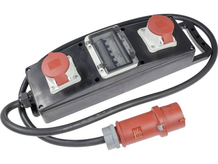 as Schwabe CEE stroomverdeler S 10 60806 400 V 32 A