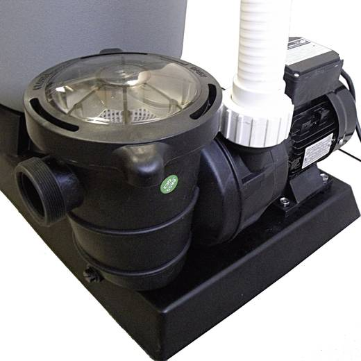Zandfilterinstallatie 550 W