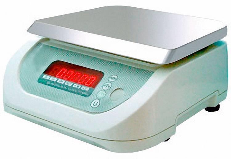 Image of Digitale keukenweegschaal Digitaal FIAP 2052 Weegbereik (max.)=6 kg
