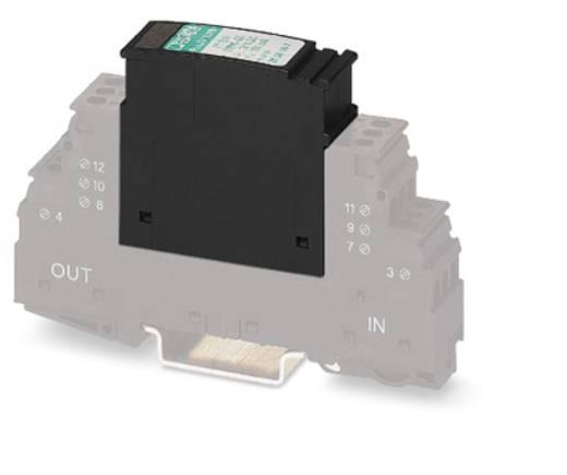 Phoenix Contact PT 2X1-24DC-ST 2856087 Insteekbare overspanningsafleider Set van 10 Overspanningsbeveiliging voor: Verdeelkast 10 kA