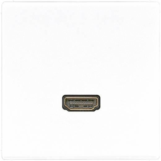Jung Inbouw HDMI LS 990, LS design, LS plus Crème-wit MALS1112