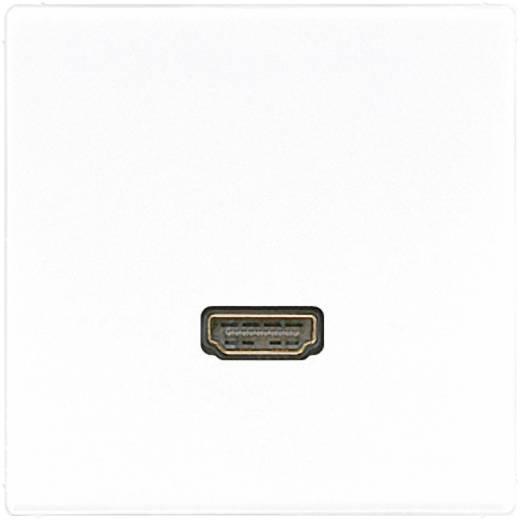 Jung Inbouw HDMI LS 990, LS design, LS plus Alpine-wit MALS1112WW