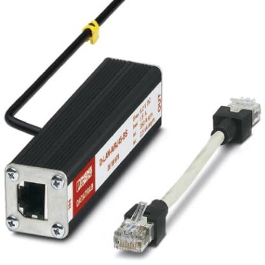 Phoenix Contact D-LAN-A/RJ45-BS 2818973 Overspanningsbeveiliging (tussenstekker) Overspanningsbeveiliging voor: Netwerk