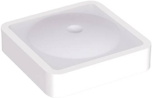 Mentor 2271.6004 Toetskap Wit Geschikt voor Drukknoppen MICON 1 stuks