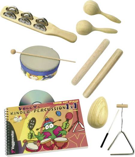 Voggenreiter Percussion-Set Percussie set