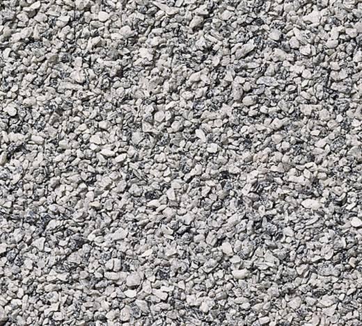 Klevende gravel NOCH 09394 Grijs 300 g